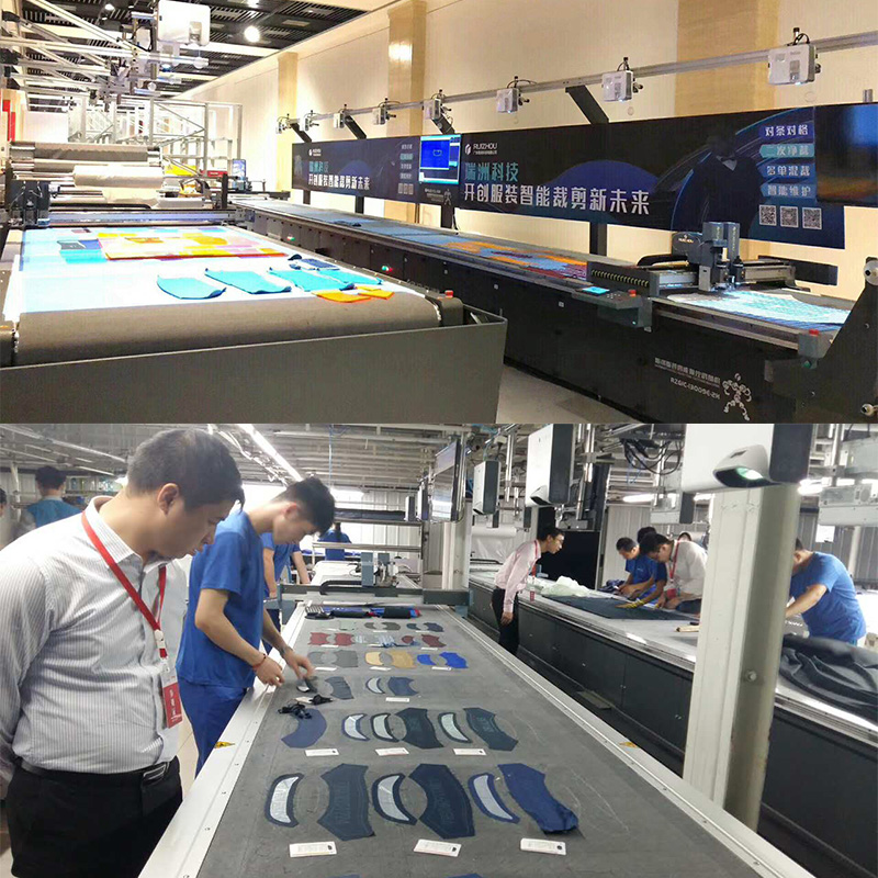 2019 International Apparel Intelligent Manufacturing Supply Chain Application Exhibition